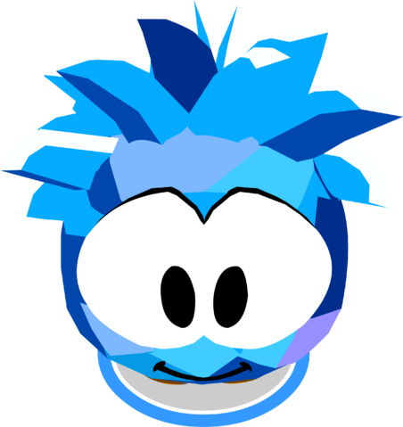 File:Blue Crystal Puffle Costume In-Game.png