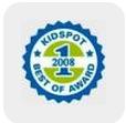 Club penguin kidspot award.png