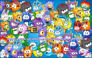 Puffle Party 2016 logo screen
