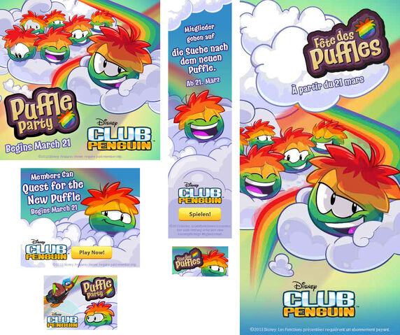File:Puffle party 2013 banners.jpg