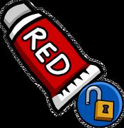 Red Face Paint (Unlockable 2)