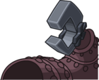 Lodge Attic Protobot arm
