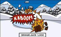 Orange Juice 1000