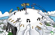 Music Jam 2009 Ski Hill
