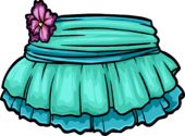 Pastel Petal Dress icon