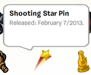Shootingstarpinstampbook
