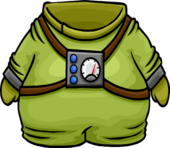 Divers Suit clothing icon ID 833