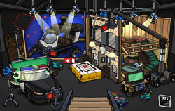 Hollywood Party High Speed Getaway Set
