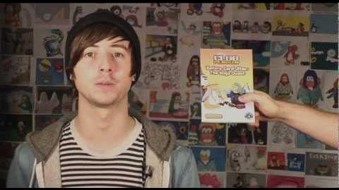 Scott reveals the Official Club Penguin Magazine, new books and CP Top Trumps!