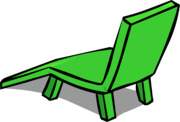 Green Deck Chair sprite 003