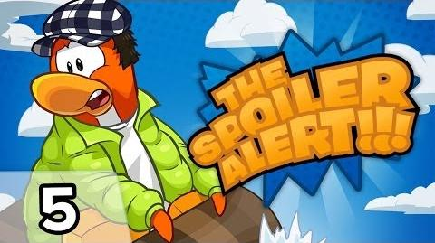 Club Penguin THE SPOILER ALERT! Ep