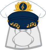 Cruise Captain Hat