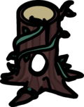 Fairy Tree Stump furniture icon ID 2074