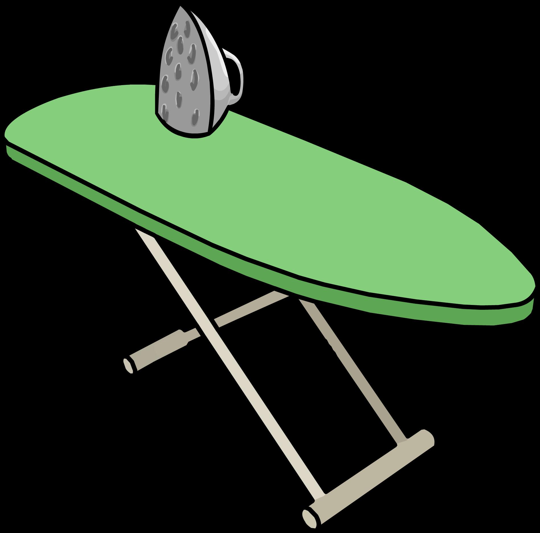 Cartoon Clothes Iron ~ Image ironing board sprite club penguin wiki