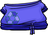 Knotted Recycle Shirt icon
