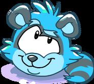 Sasquatch Story Blue Raccoon