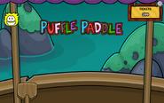 PufflePaddleYellowPuffle