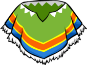 Winter Poncho icon ID 764