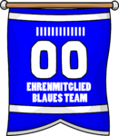 Blue Pennant icon de