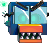 The Scary Gary icon