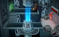 Star Wars Takeover Tractor Beam