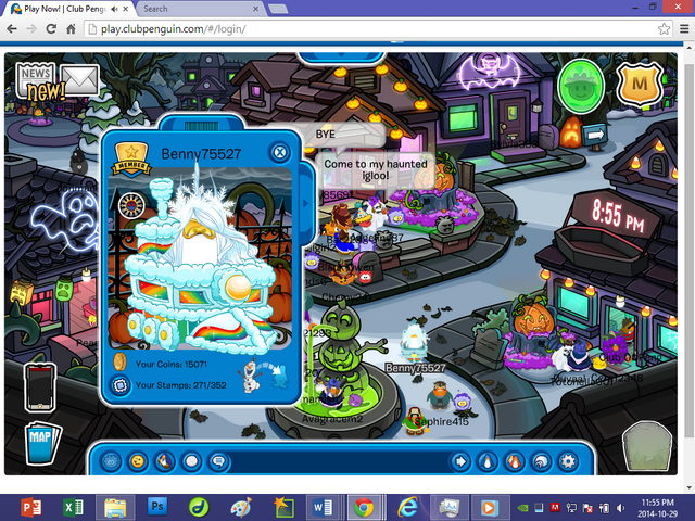 File:Club Penguin—Halloween Party 2014—Grave Icon Olaf Player Card Glitch During Halloween Party 2014—Part 1—Benny75527.png