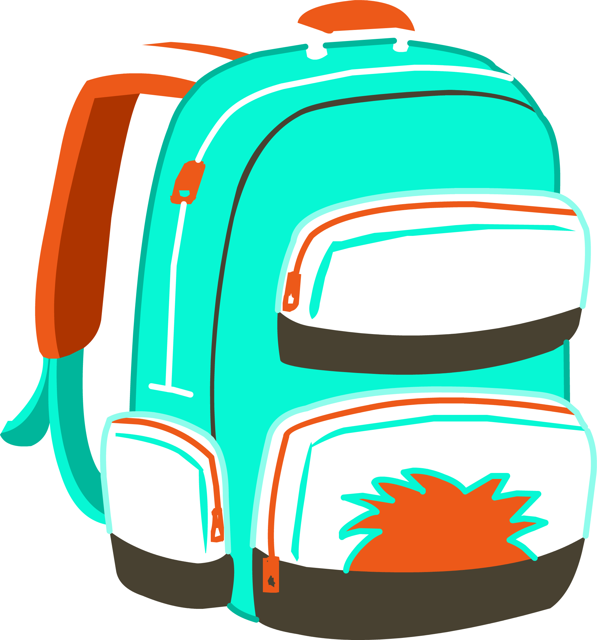 Limited Edition Backpack Club Penguin Wiki Fandom Powered By Wikia