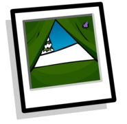 Tent Background clothing icon ID 961
