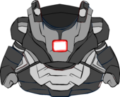 War Machine Armor clothing icon ID 4832