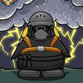 Jet pack ninja