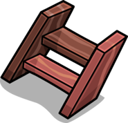 Short Wooden Steps sprite 001