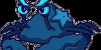 Unknown Blue Crab