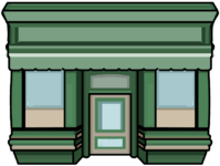 General Store Front furniture icon ID 985