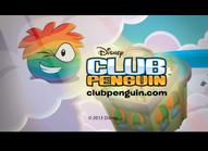 Rainbow with CP Logo