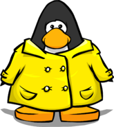 Yellow Raincoat PC
