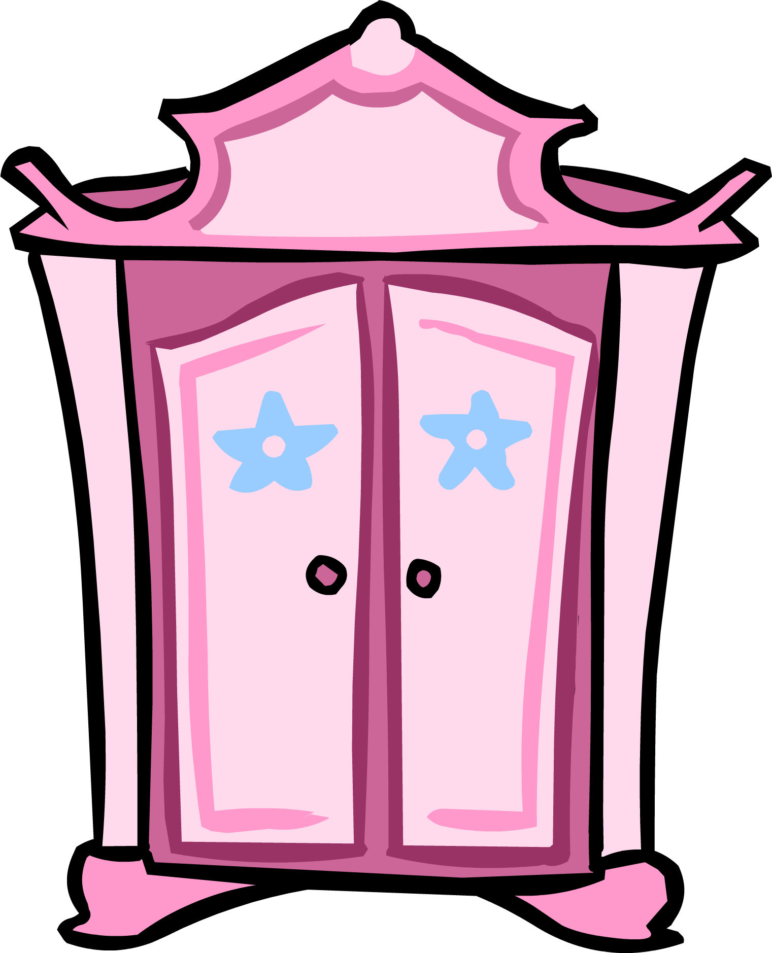 princess armoire club penguin wiki fandom powered by wikia. Black Bedroom Furniture Sets. Home Design Ideas