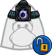 Head Lamp unlockable icon