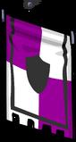 Purple Banner sprite 009