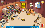 Book-room-earthquake
