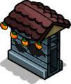 Haunted House Wall sprite 012