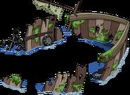Shipwreck Igloo In-game
