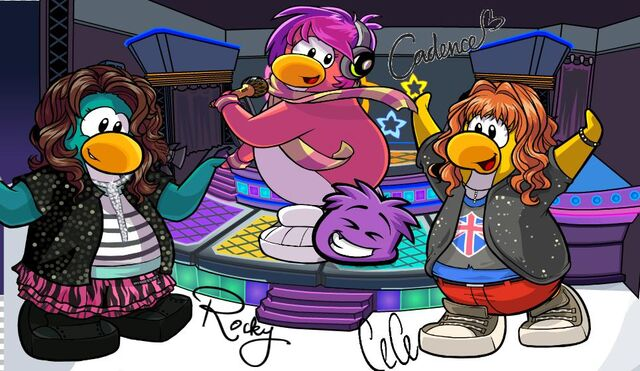 File:Rocky, Cece and Cadence Wallpaper By Me..jpg