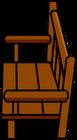 Wood Bench sprite 003