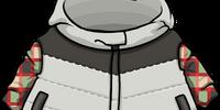 Evergreen Snow Vest