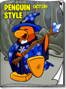 Penguin Style October 2009
