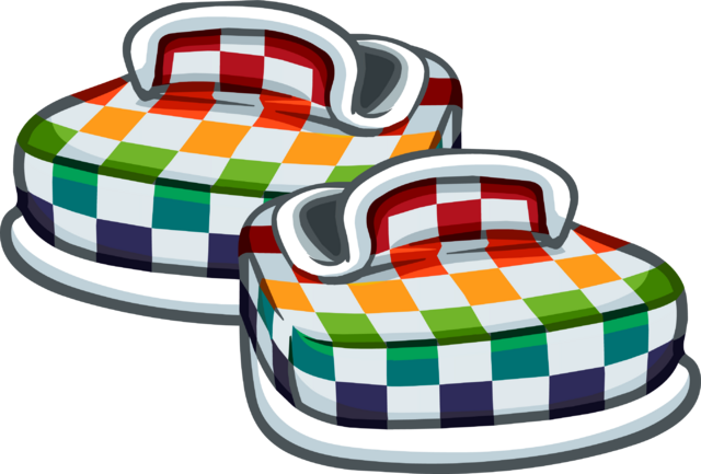 File:RainbowCheckeredShoes.png