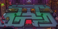 Puffle Hotel Library