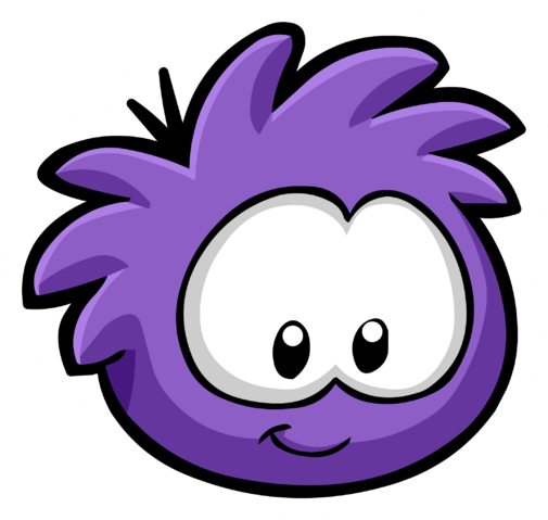 File:Purple Puffle Pin icon.png