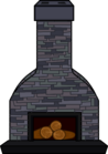 Cozy Fireplace sprite 005