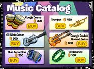 Music Catalog Jam 2011